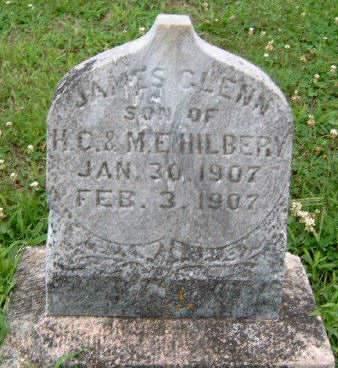 HILBERY, JAMES GLENN - Madison County, Iowa | JAMES GLENN HILBERY