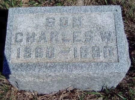 HILL, CHARLES W. - Madison County, Iowa | CHARLES W. HILL