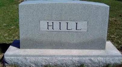 HILL, FAMILY STONE - Madison County, Iowa   FAMILY STONE HILL