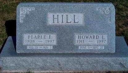 HILL, HOWARD LESTER - Madison County, Iowa   HOWARD LESTER HILL