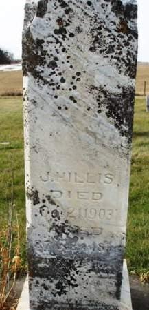 HILLIS, JAMES - Madison County, Iowa | JAMES HILLIS