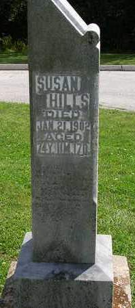 HILLS, SUSAN - Madison County, Iowa | SUSAN HILLS