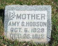 HOBSON, AMY JANE - Madison County, Iowa | AMY JANE HOBSON
