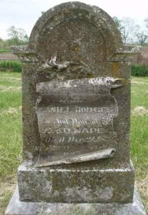 HODGES, ALICE AMELIA - Madison County, Iowa | ALICE AMELIA HODGES