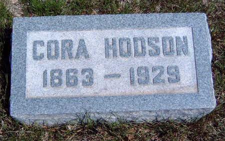 HODSON, CORA A. - Madison County, Iowa | CORA A. HODSON