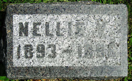 HOGG, NELLIE V. - Madison County, Iowa | NELLIE V. HOGG