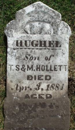 HOLLETT, HUGHEL - Madison County, Iowa | HUGHEL HOLLETT