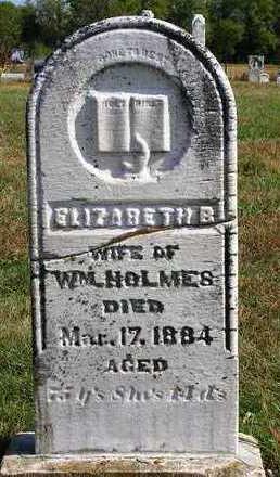 HOLMES, ELIZABETH BERYL - Madison County, Iowa | ELIZABETH BERYL HOLMES