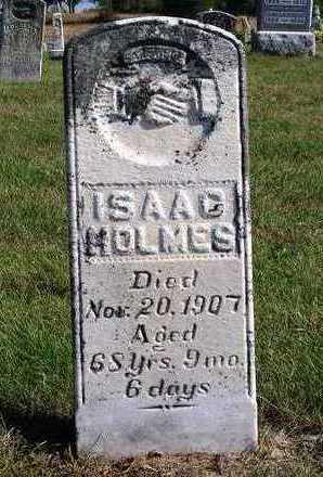 HOLMES, ISAAC - Madison County, Iowa | ISAAC HOLMES