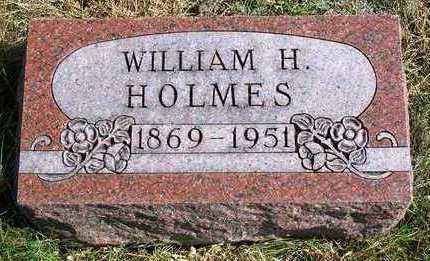 HOLMES, WILLIAM HOMER - Madison County, Iowa   WILLIAM HOMER HOLMES