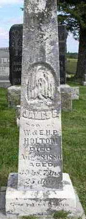 HOLTOM, JAMES S. - Madison County, Iowa | JAMES S. HOLTOM