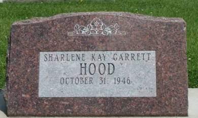 HOOD, SHARLENE KAY - Madison County, Iowa | SHARLENE KAY HOOD
