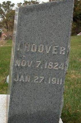HOOVER, ISRAEL - Madison County, Iowa | ISRAEL HOOVER