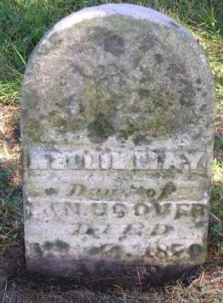 HOOVER, NELLIE MAY - Madison County, Iowa | NELLIE MAY HOOVER