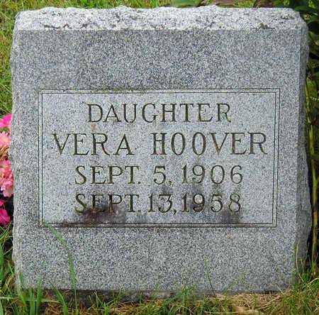 HOOVER, VERA - Madison County, Iowa | VERA HOOVER