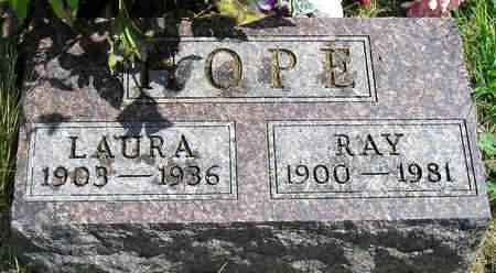 HOPE, LAURA EMMA - Madison County, Iowa | LAURA EMMA HOPE