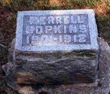 HOPKINS, MERRELL - Madison County, Iowa   MERRELL HOPKINS