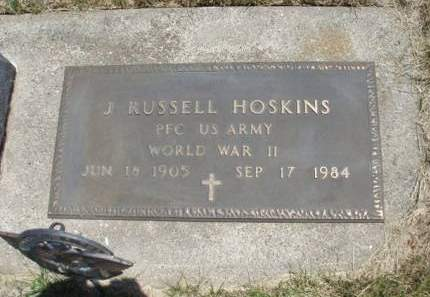 HOSKINS, JAMES RUSSELL - Madison County, Iowa | JAMES RUSSELL HOSKINS