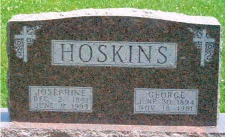 HOSKINS, GEORGE - Madison County, Iowa | GEORGE HOSKINS