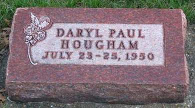 HOUGHAM, DARYL PAUL - Madison County, Iowa | DARYL PAUL HOUGHAM