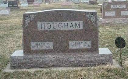HOUGHAM, GERRY MORRIS - Madison County, Iowa | GERRY MORRIS HOUGHAM