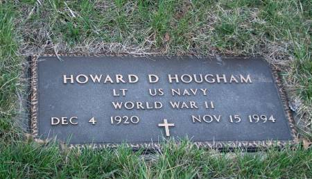 HOUGHAM, HOWARD D. - Madison County, Iowa | HOWARD D. HOUGHAM