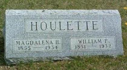 HOULETTE, WILLIAM PATTERSON - Madison County, Iowa | WILLIAM PATTERSON HOULETTE