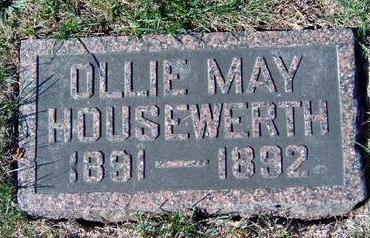 HOUSEWERTH, OLIVE MAY