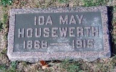 HOUSEWERTH, IDA MAY - Madison County, Iowa | IDA MAY HOUSEWERTH