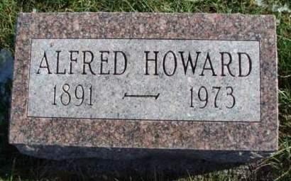 HOWARD, ALFRED H. - Madison County, Iowa | ALFRED H. HOWARD