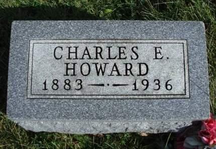 HOWARD, CHARLES EDWARD - Madison County, Iowa | CHARLES EDWARD HOWARD