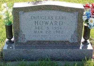 HOWARD, DOUGLAS EARL - Madison County, Iowa   DOUGLAS EARL HOWARD