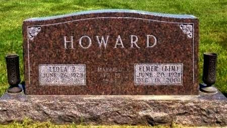 HOWARD, LEOLA PAULINE ELIZABETH - Madison County, Iowa | LEOLA PAULINE ELIZABETH HOWARD