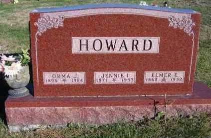 HOWARD, ELMER ELSWORTH / ESMOND - Madison County, Iowa | ELMER ELSWORTH / ESMOND HOWARD