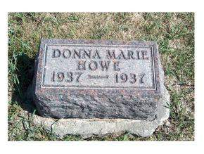 HOWE, DONNA MARIE - Madison County, Iowa   DONNA MARIE HOWE