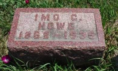 HOWE, IMOGENE GENEVIEVE - Madison County, Iowa | IMOGENE GENEVIEVE HOWE