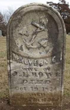 HOWE, MALVERN E. - Madison County, Iowa | MALVERN E. HOWE