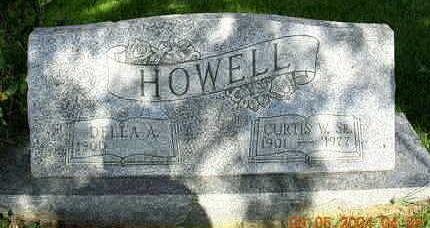 HOWELL, DELLA  A. - Madison County, Iowa | DELLA  A. HOWELL
