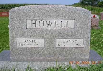HOWELL, JAMES B. - Madison County, Iowa | JAMES B. HOWELL