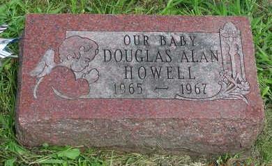 HOWELL, DOUGLAS ALAN - Madison County, Iowa | DOUGLAS ALAN HOWELL