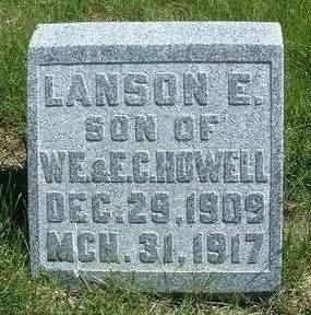 HOWELL, LANSON EARL - Madison County, Iowa | LANSON EARL HOWELL