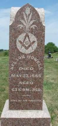 HOWELL, NELSON - Madison County, Iowa | NELSON HOWELL