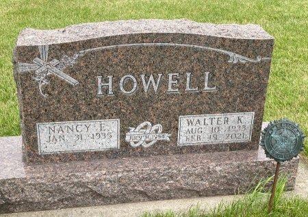 HOWELL, WALTER K. - Madison County, Iowa | WALTER K. HOWELL