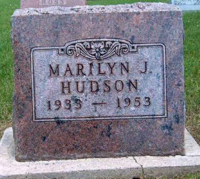 HUDSON, MARILYN JEAN - Madison County, Iowa | MARILYN JEAN HUDSON