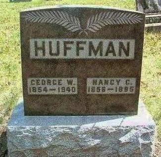 HUFFMAN, NANCY CATHERINE - Madison County, Iowa | NANCY CATHERINE HUFFMAN