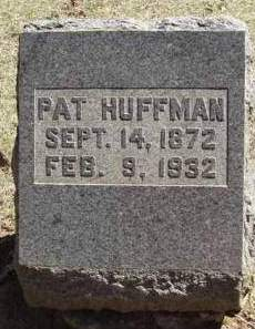 HUFFMAN, PAT - Madison County, Iowa | PAT HUFFMAN