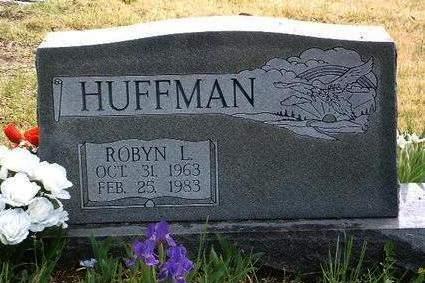 HUFFMAN, ROBYN LYNN - Madison County, Iowa | ROBYN LYNN HUFFMAN