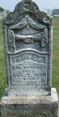 HUGHART, YOUNG ALEXANDER - Madison County, Iowa | YOUNG ALEXANDER HUGHART