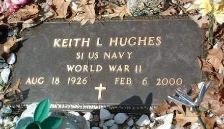 HUGHES, KEITH L. - Madison County, Iowa   KEITH L. HUGHES