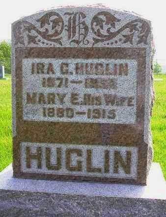 HUGLIN, MARY ELLEN - Madison County, Iowa | MARY ELLEN HUGLIN